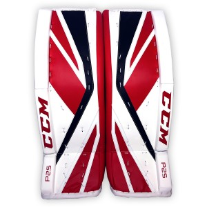 CCM-Premier-P2.5-Senior-Goalie-Leg-Pads-Chicago