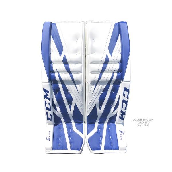 CCM-Extreme-Flex-E4.9-Senior-Goalie-Pads-Toronto